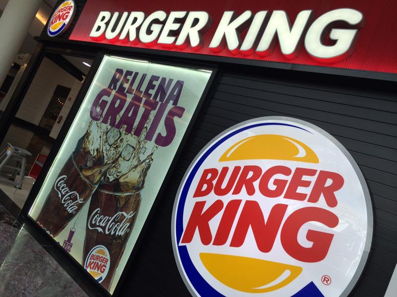 Burger King abre sus puertas