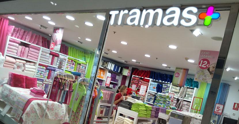 Tramas+ abre una nueva tienda en C.C. Gran Vía de Alicante