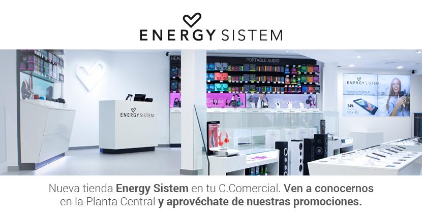 Energy Sistem ya está en Gran Vía