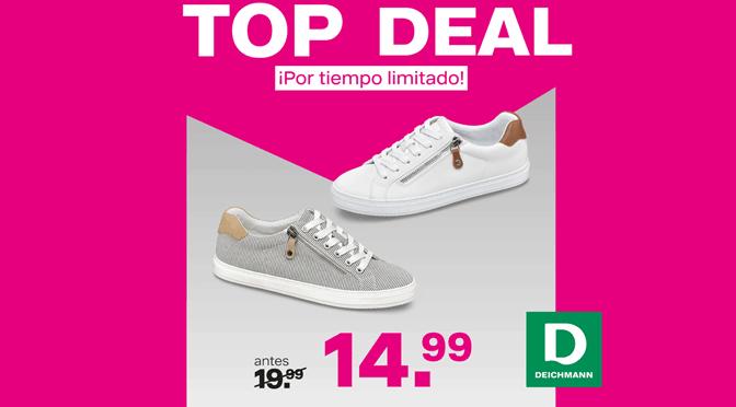 Top Deal en Deichmann Calzados