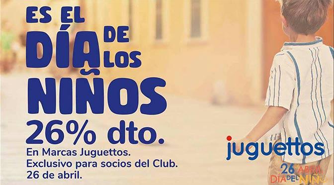 Dia del niño en Juguettos