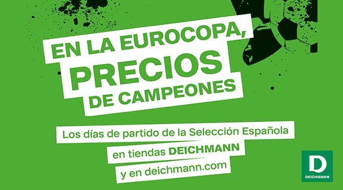 En la Eurocopa, ¡precios de campeones!