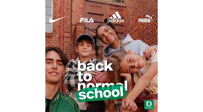 BACK TO SCHOOL en Deichmann Calzados